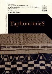 Dernières parutions sur La préhistoire, Taphonomies