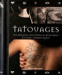 Nouvelle édition Tatouages