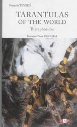 Dernières parutions sur Arachnides, Tarantulas of the World - Theraphosidae