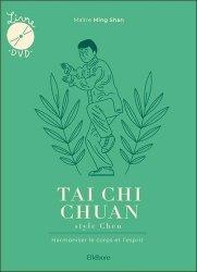 Dernières parutions sur Tai-chi, Tai Chi Chuan style Chen. Harmoniser le corps et l'esprit, avec 1 DVD