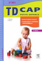 Souvent acheté avec Titre professionnel  ADVF, le TD CAP Petite enfance
