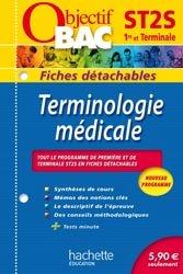 Souvent acheté avec Réussir l'épreuve orale de culture générale, le Terminologie médicale 1ère et Terminale ST2S