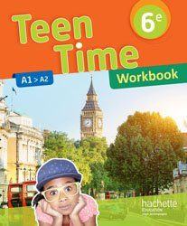 Dernières parutions sur 6e, TEEN TIME CYCLE 3/6E WORKBOOK