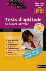 Souvent acheté avec Grands thèmes sanitaires et sociaux  - Concours IFSI, le Tests d'aptitude - Concours infirmier