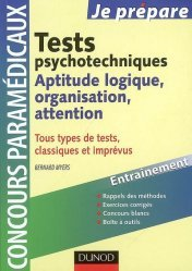 Souvent acheté avec Annales et corrigés Entrée orthophoniste, le Tests psychotechniques livre médecine 2020, livres médicaux 2021, livres médicaux 2020, livre de médecine 2021