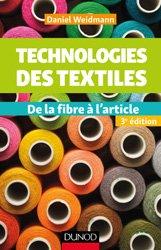 Dernières parutions sur Tapisserie - Ameublement, Technologies des textiles