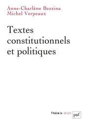 Dernières parutions dans Thémis Droit, Textes constitutionnels et politiques