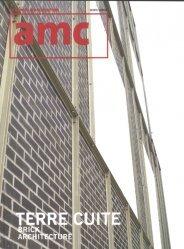 Dernières parutions dans AMC, Terre cuite Brick Architecture
