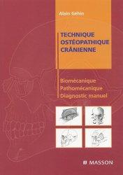 Souvent acheté avec Le manuel Merck, le Technique ostéopathique crânienne