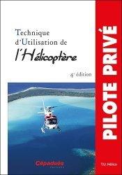 Dernières parutions sur Aéronautique, Technique d'utilisation de l'hélicoptère