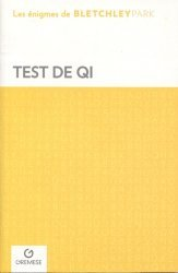 Dernières parutions sur Jeux mathématiques, Test qi