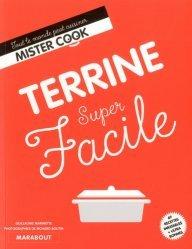 Dernières parutions sur Terrines et foie gras, Terrines super facile