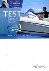 Nouvelle édition Test option côtière