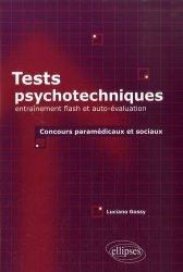 Souvent acheté avec Méthodologie des tests psychotechniques du concours auxiliaire de puériculture, le Tests psychotechniques