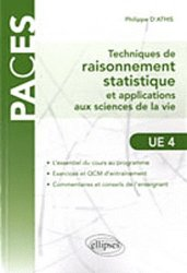 Souvent acheté avec Biologie cellulaire et moléculaire UE 2, le Techniques de raisonnnement statistique et applications aux sciences de la vie UE4