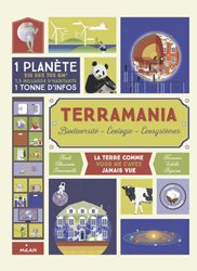 Dernières parutions dans Documentaires 8 ans et +, Terramania