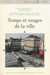 Dernières parutions dans Espace et Territoires, Temps et usages de la ville
