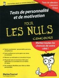 Dernières parutions sur Tests psychotechniques, Tests de personnalité et de motivation pour les nuls
