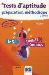 Souvent acheté avec IFSI  - Ortho     Les tests d'aptitude au raisonnement logique, le Tests d'aptitude https://fr.calameo.com/read/000015856c4be971dc1b8
