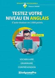 Dernières parutions dans Efficacité professionnelle, Testez votre niveau en anglais