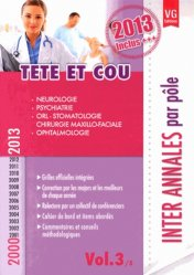 Souvent acheté avec Abdomino-pelvien et pédiatrique 2000 / 2013 Vol.1 / 5, le Tête et cou Vol.3/5