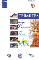 Dernières parutions dans CTBA, Termites