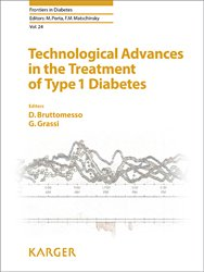 Dernières parutions dans Frontiers in Diabetes, Technological Advances in the Treatment of Type 1 Diabetes
