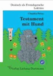 Dernières parutions sur Lectures simplifiées en allemand, TESTAMENT MIT HUND