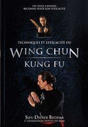 Dernières parutions sur Arts martiaux, Techniques et efficacité du Wing Chun Kung Fu