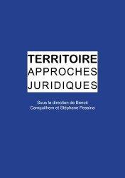 Dernières parutions sur Autres ouvrages de philosophie du droit, Territoire