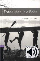 Dernières parutions dans Oxford Bookworms Library, Three Men in a Boat