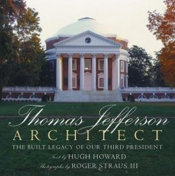Dernières parutions sur Architectes, Thomas Jefferson - Architect