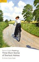 Dernières parutions sur Graded Readers, Three Short Stories of Sherlock Holmes