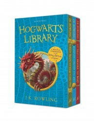Dernières parutions sur Harry Potter en anglais, The Hogwarts Library Box Set