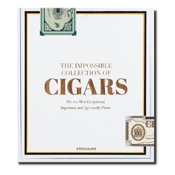 Dernières parutions sur Mode - Stylisme - Textile, The Impossible Collection of Cigars