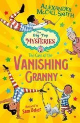 Dernières parutions sur Enfants et Préadolescents, The case of the vanishing granny