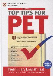 Dernières parutions dans Top Tips, The Official Top Tips for PET - Paperback with CD-ROM