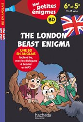Dernières parutions sur 6e, The London Beast Enigma 6e-5e