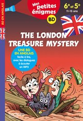 Dernières parutions sur 6e, TheLondon Treasure Mystery 6e-5e