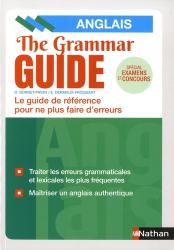Dernières parutions sur Grammaire-Conjugaison-Orthographe, The grammar guide 2019
