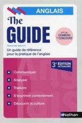 Dernières parutions sur Grammaire-Conjugaison-Orthographe, The guide anglais