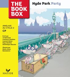 Dernières parutions dans The Book Box, The Book Box : Hyde Park Party, Album 1 - CP