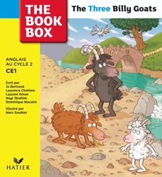 Dernières parutions dans The Book Box, The Book Box : The Three Billy Goats, Album 3 - CE1