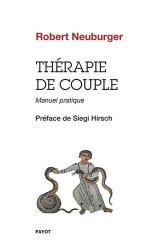 Dernières parutions sur Thérapies familiales, Thérapie de couple