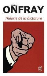 Dernières parutions dans Documents, Theorie de la dictature