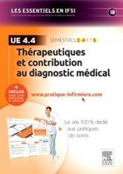 Dernières parutions dans Les essentiels en IFSI, Thérapeutique et contribution au diagnostic médical
