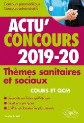 Nouvelle édition Thèmes sanitaires et sociaux concours 2019-2020
