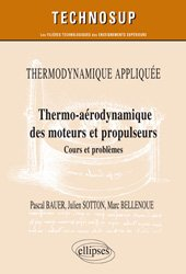 Dernières parutions sur Thermodynamique, Thermo-aérodynamique des moteurs et propulseurs