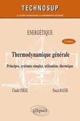 Dernières parutions dans Technosup, Thermodynamique générale Niveau B