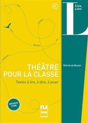 Dernières parutions sur Outils d'enseignement, Théâtre pour la classe